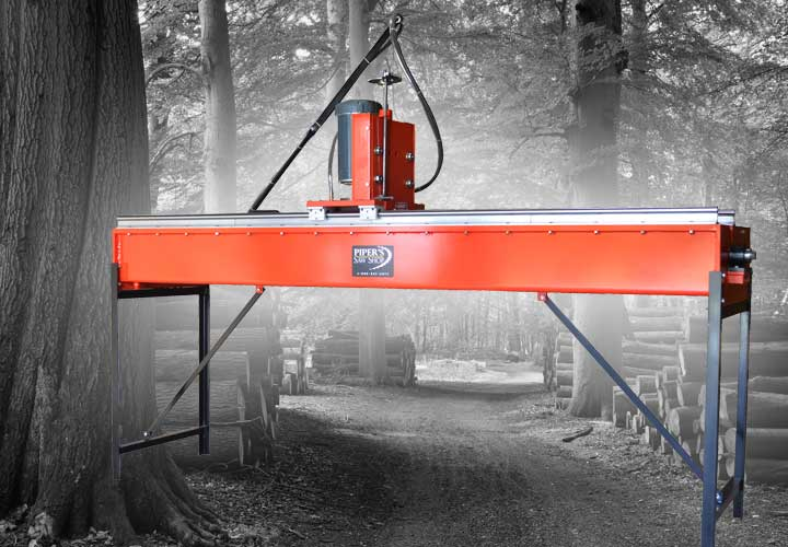 Knife Grinder, Band Chopper, Log Turner and Blower built here at Piper's.  Fabrication of custom items such as conveyors and barn sweeps also available.