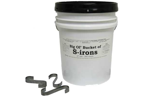 Big Ol' Bucket of S-irons