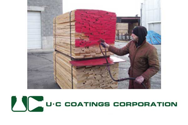 U•C Coatings is the  premier manufacturer and supplier of wood protection products for the logging, lumber, furniture and woodworking industries.<br/><br/>